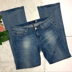 Vigoss | Light Blue bootcut jeans